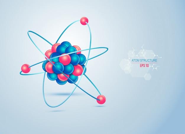 Atomstruktur