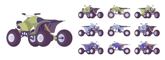 Atv-transport-set