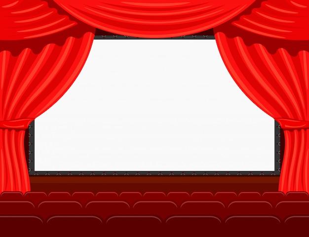 Auditorium des kinos