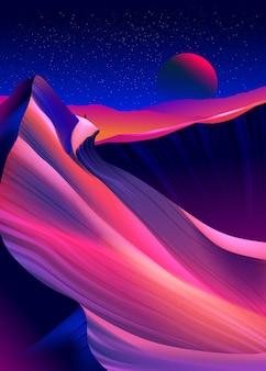 Auf einem fremden planeten