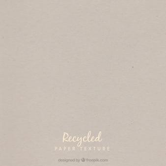 Aufbereitete papierbeschaffenheit