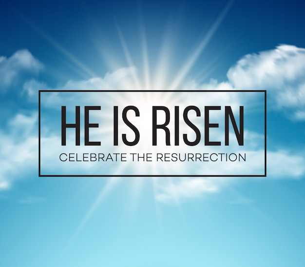 Auferstehungskarte