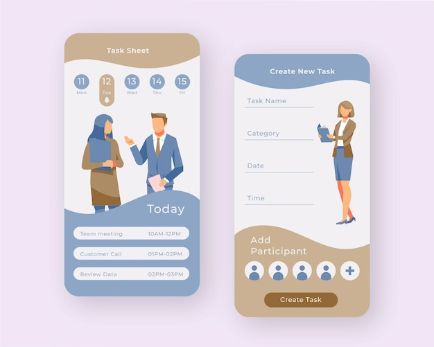 Aufgabenverwaltungs-app