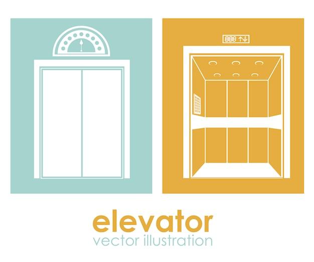 Aufzug design