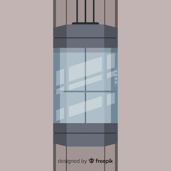 Aufzugsdesign