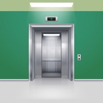 Aufzugstüren