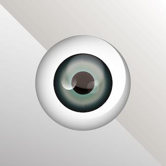 Augapfel-symbolbild