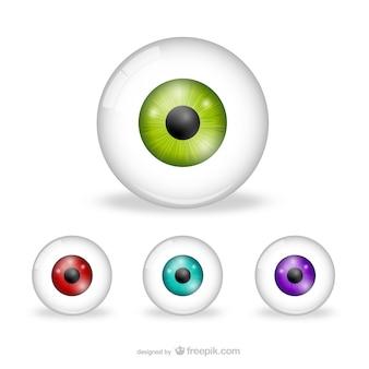 Augen-pack