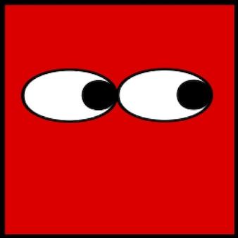 Augen schauen