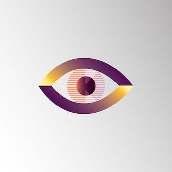 Augensymbol bild