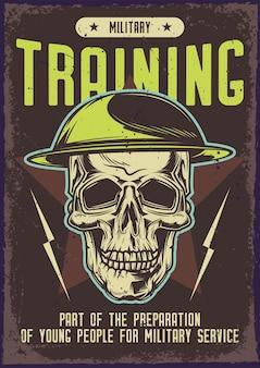 Ausbildung zum militär