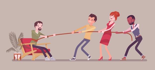Ausbrechen der komfortzone, um persönliches wachstum zu erzielen