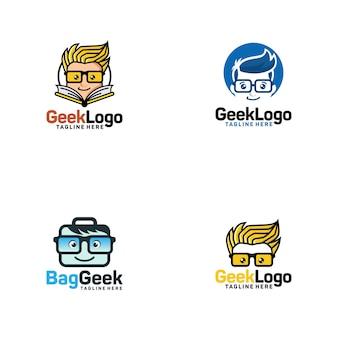 Aussenseiter logo design template vector