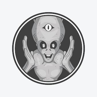 Außerirdischer charakter