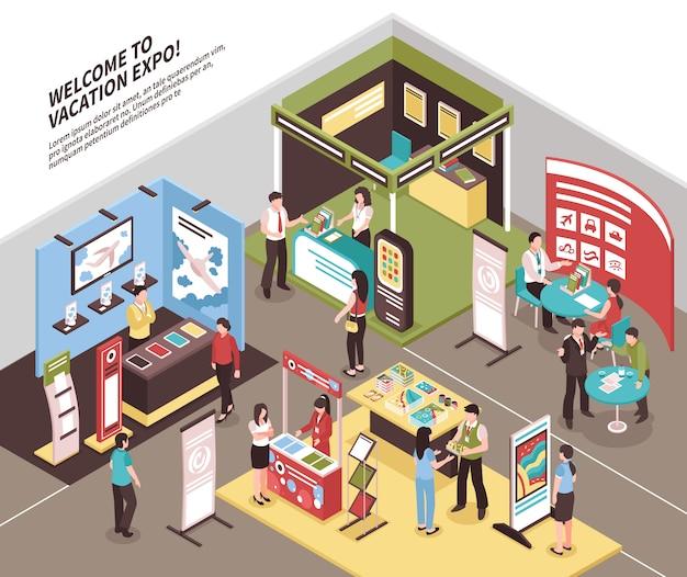 Ausstellung für reisebüros