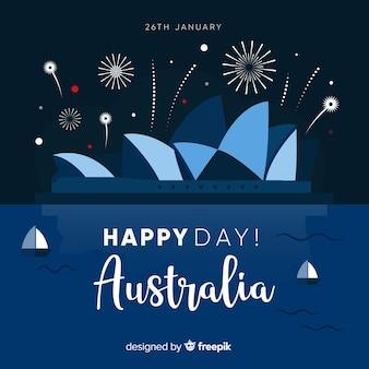 Australien tag hintergrund