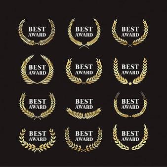 Auszeichnungen abzeichen