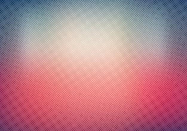 Auszug unscharfer hintergrund mit halbtonbild