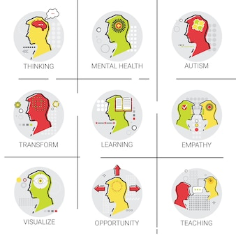 Autismus geistige gesundheit brain activity