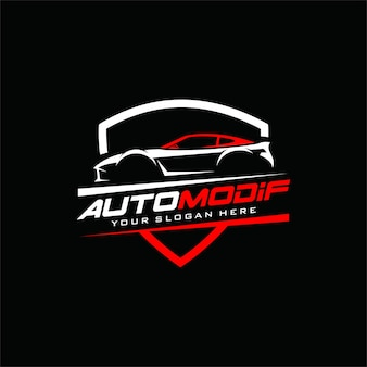 Auto-logo-vektor