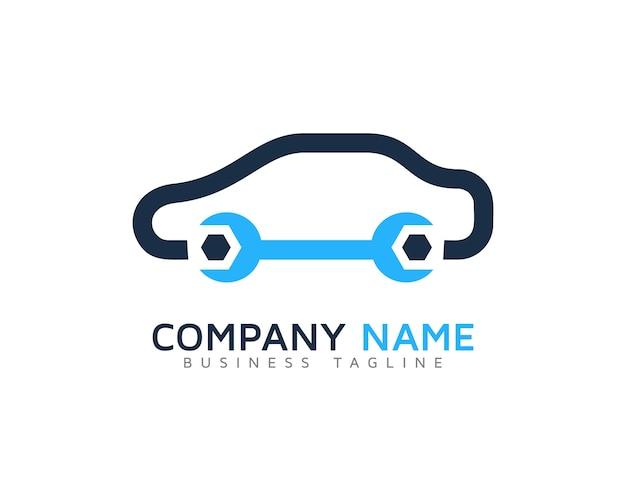 Auto-reparatur-logo-design