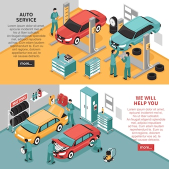 Auto-service-banner