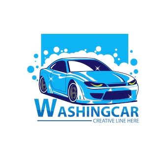 Auto waschen