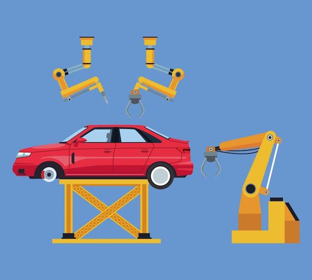 Autofabrik und shop