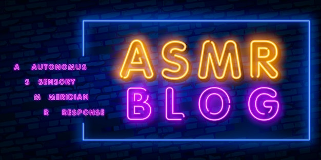 Autonome sensorische meridianantwort, asmr