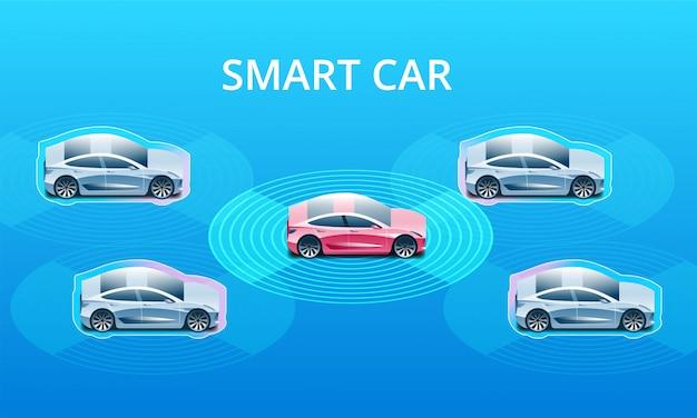 Autonomes intelligentes auto