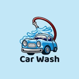 Autowaschanlage detaillierte reparaturreinigung