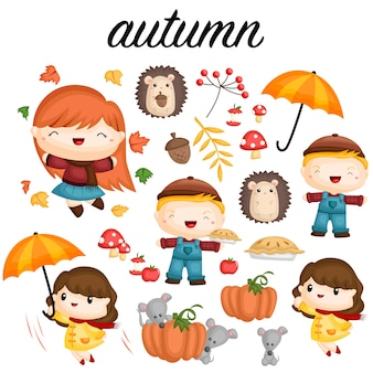 Autumn Image Set