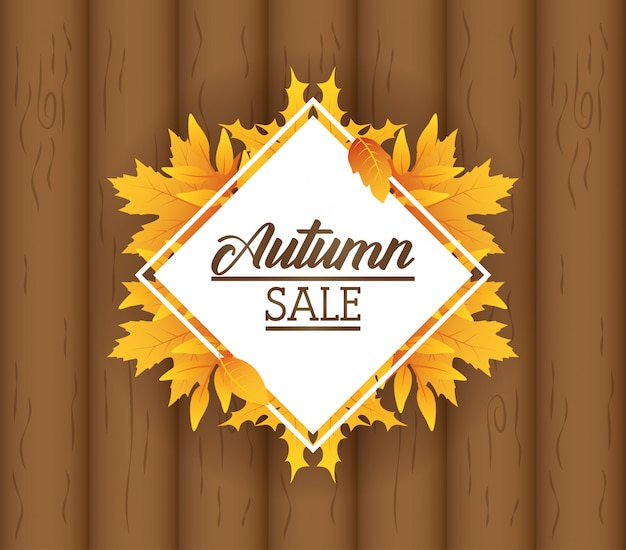 Autumn sale raute label