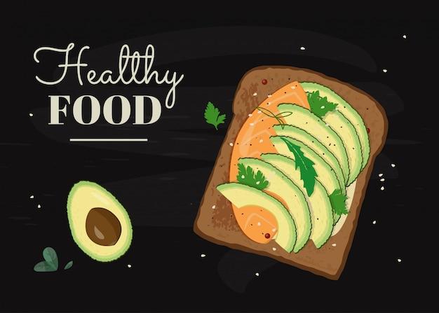 Avocado-sandwich.