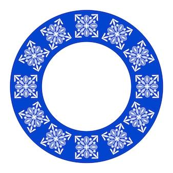 Azulejos portugiesisches fliesenbodenmuster, lissabon nahtlose indigoblaue fliesen, vintage geometrische keramik, spanischer vektorhintergrund. marokkanisches geometrisches interieur-patchwork. azulejo marokkanische tapete