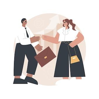 B2b-marketing-illustration