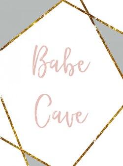 Babe höhle