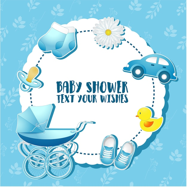 Baby-dusche-set