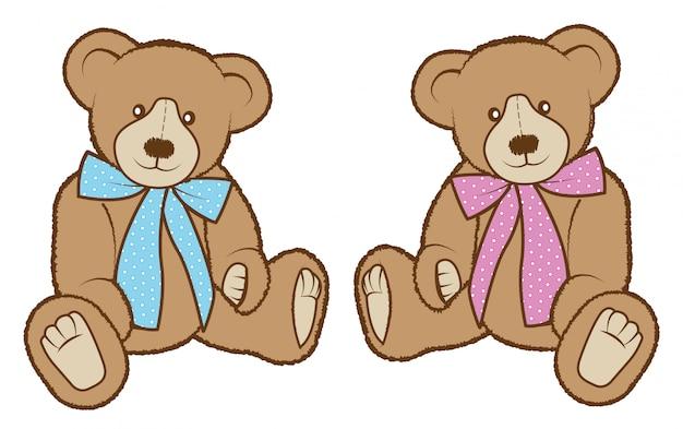 Baby-dusche-teddybären