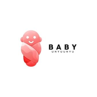 Baby-logo-vorlagee