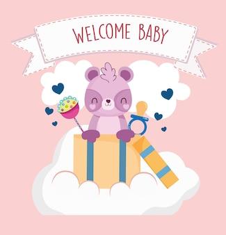 Babypartygeschenk