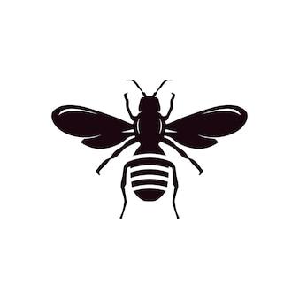 Backsteinhaus-logo-design-vorlagenelement