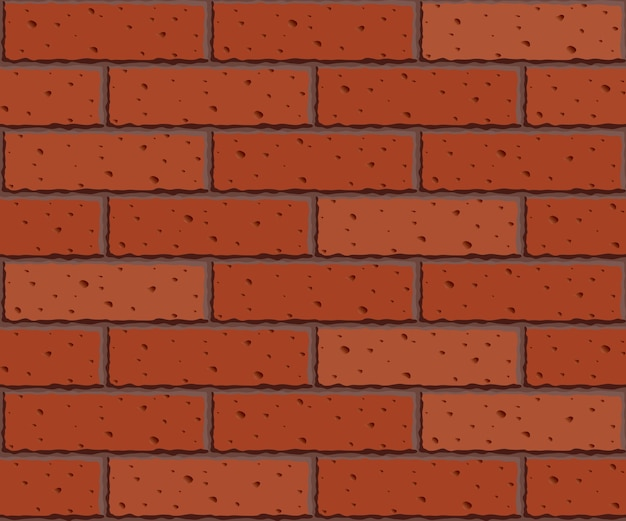 Backsteinmauer illustration