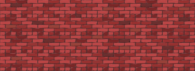 Backsteinmauer textur hintergrund. digitale darstellung der roten farbe brickwall.