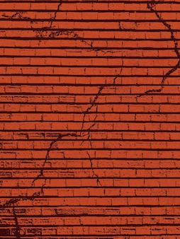 Backsteinmauer textur