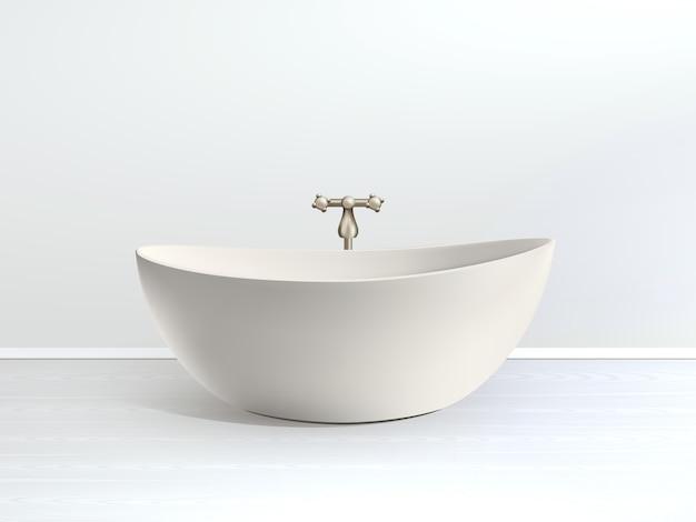 Badezimmer-innenplakat