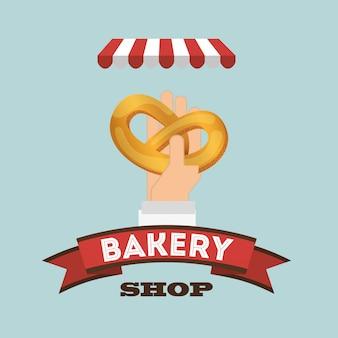 Bäckerei abbildung