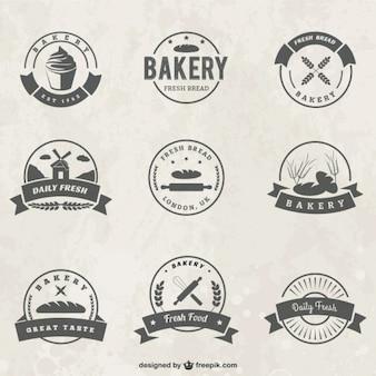 Bäckerei abzeichen