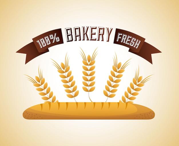 Bäckerei-design