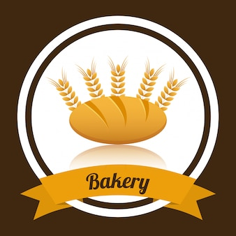 Bäckerei design